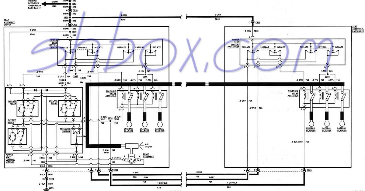 1995 Firebird Wiring Diagram