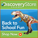 Back to School Fun with Discovery Channel