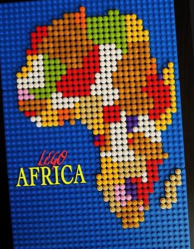 lego africa by shroncin, on Flickr