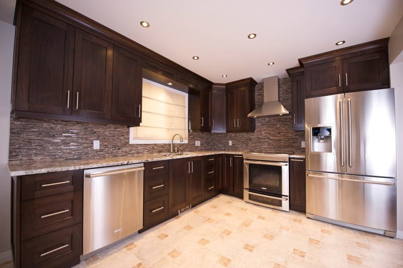 Custom Kitchen Cabinets Calgary - Evolve Kitchens ...