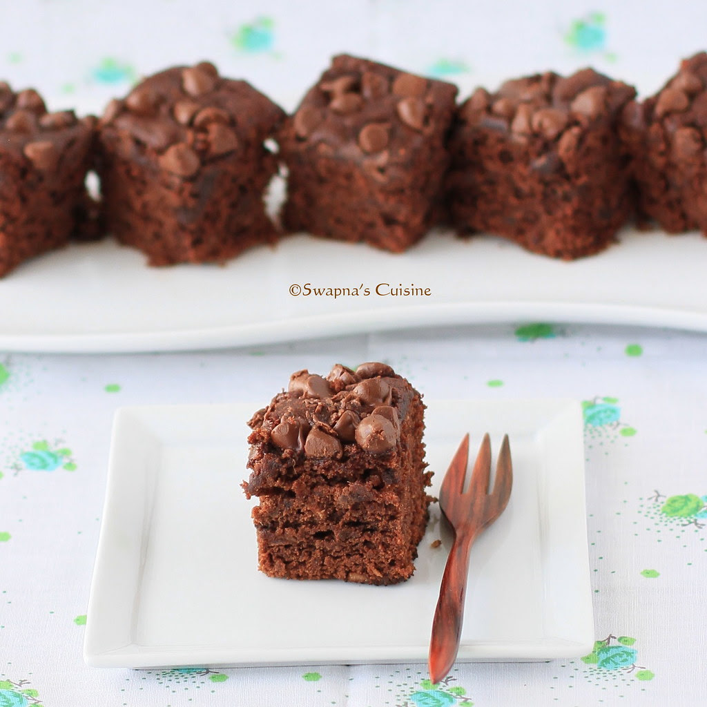 Chocolate Date Cake Picture