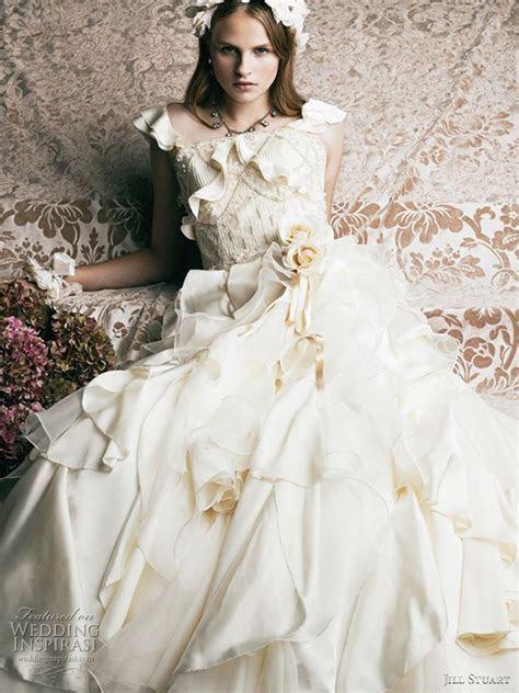 Jill Stuart Bridal 2011 Wedding Dress Collection   Wedding