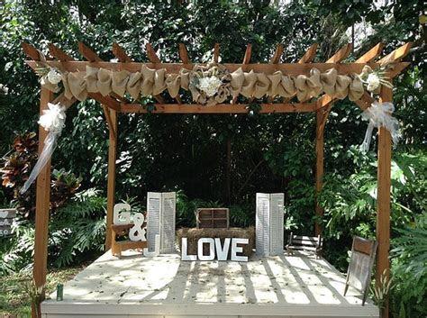 Bonnette Banquet Lodge   Palm Beach Gardens FL   Rustic