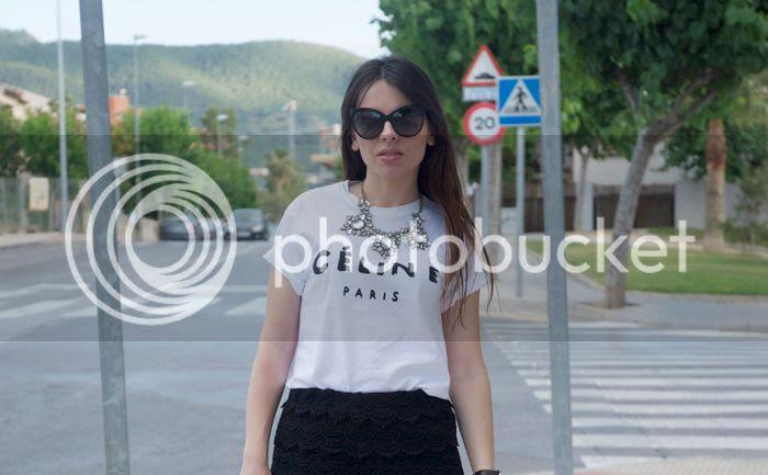 Céline Paris Tshirt