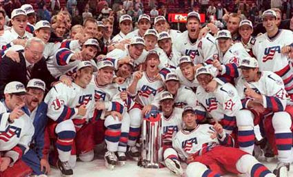 1996 Team USA World Cup, 1996 Team USA World Cup