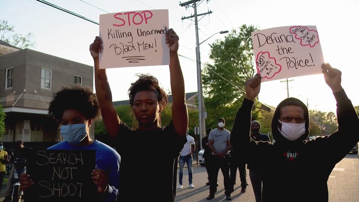 Another unarmed black man killed by police in North Carolina