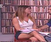 Rita Camarneiro sensual no CC