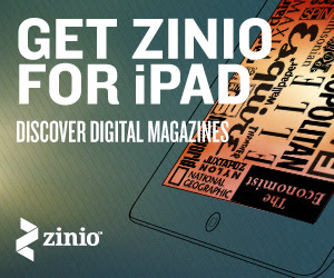 Zinio for iPad