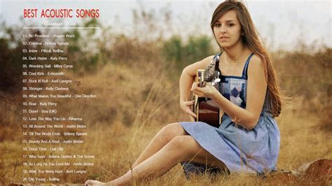 Best Acoustic Wedding Songs   Acoustic Wedding Songs For