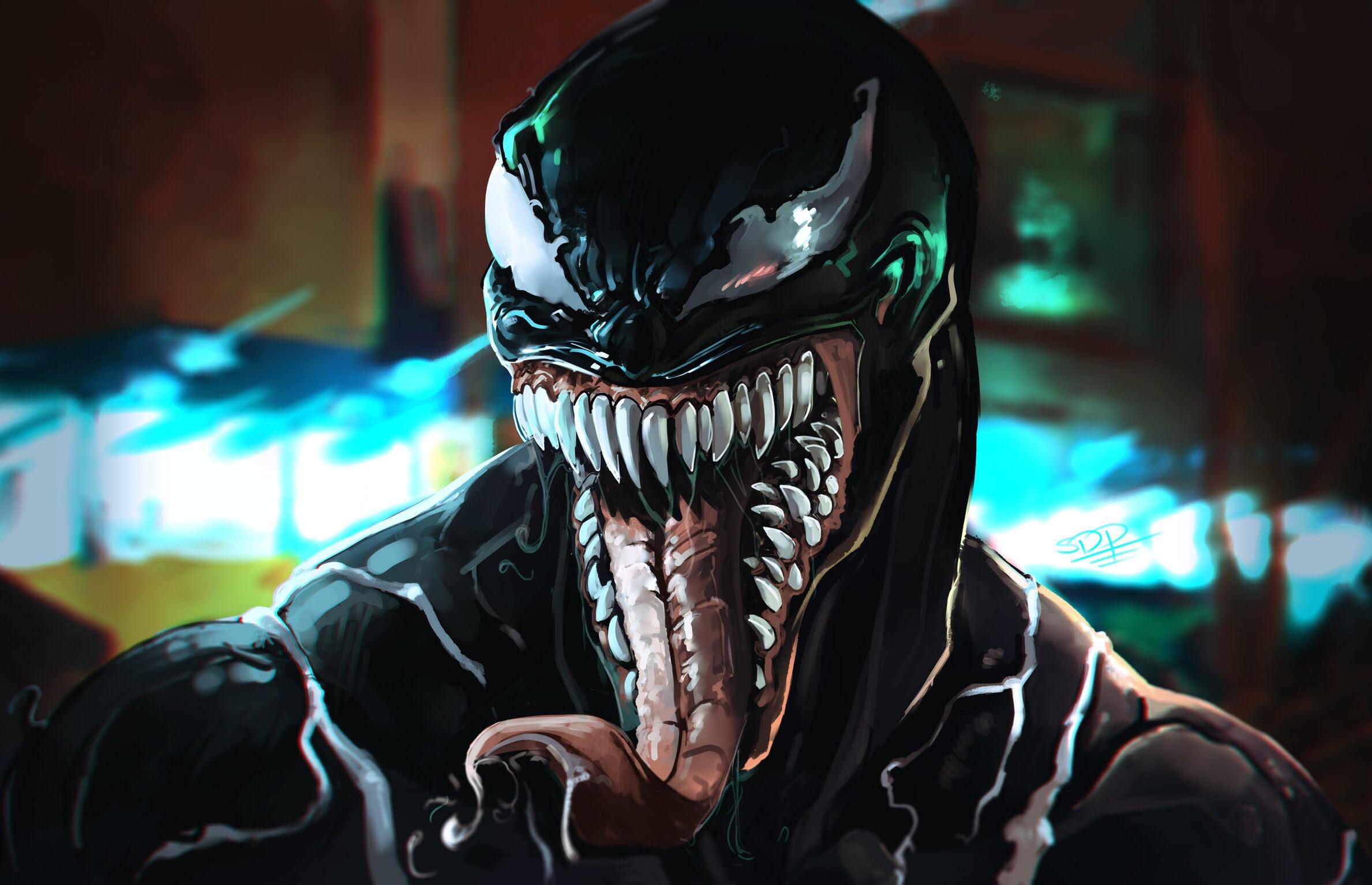 Venom Movie Art, HD Movies, 4k Wallpapers, Images ...