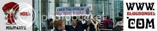 Bloqueio Não - Free The Iphone