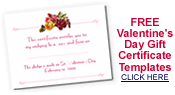 free valentine coupons