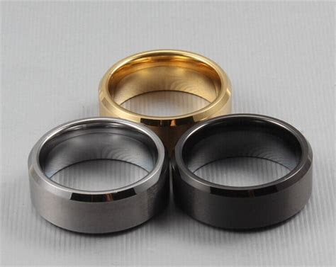 Guest Post: Reasons Why the Tungsten Carbide Wedding Bands