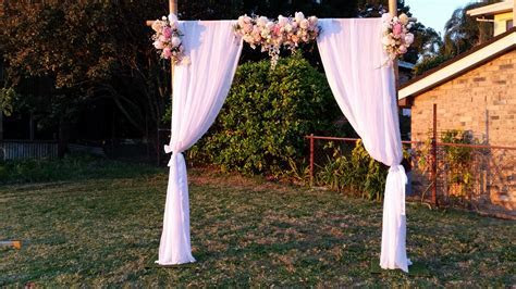 Bamboo Arch Archives   Wedding Decorations By Naz