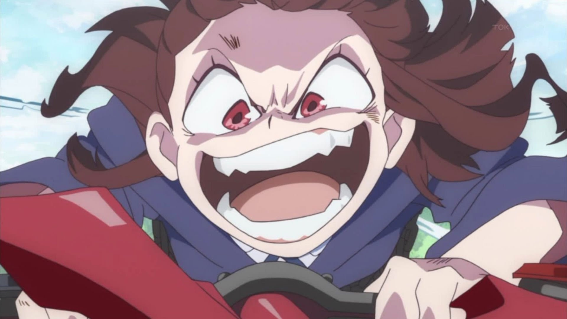 Review: Little Witch Academia (Season 1) screenshot