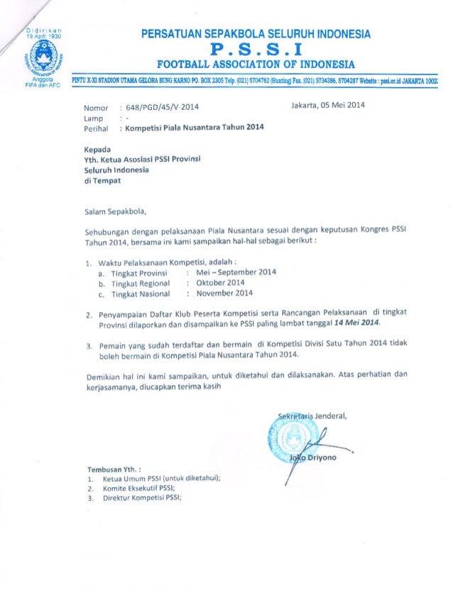 Contoh Surat Izin - Contoh IK