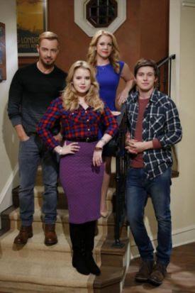 Melissa & Joey Cast