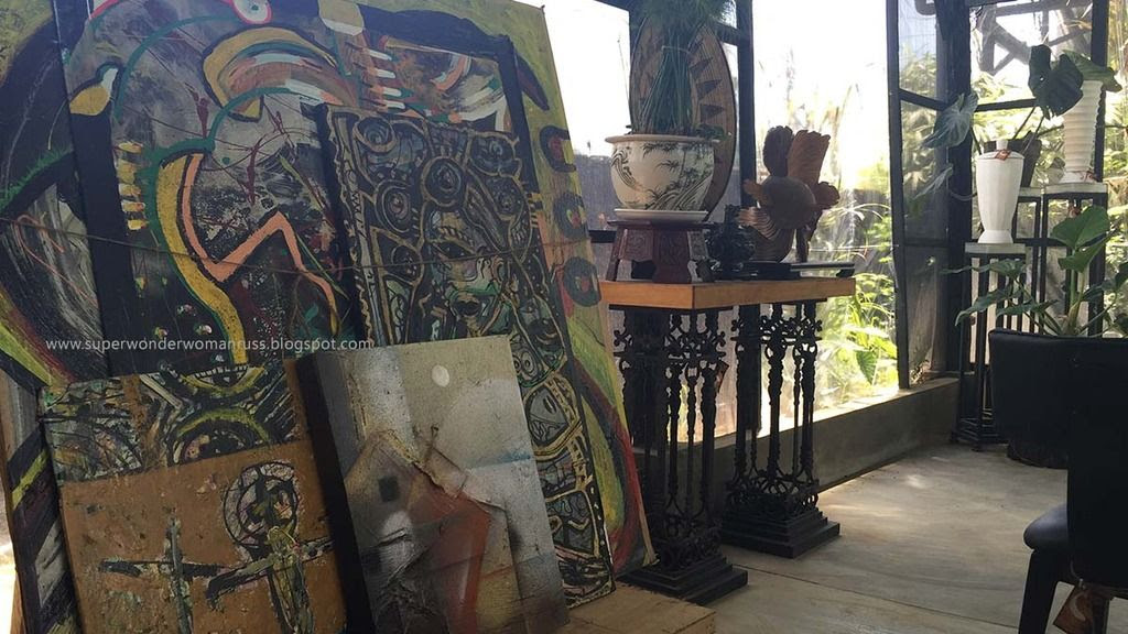 Paintings for Sale at Marius, Silang