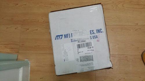 MFJ 993BRT 外箱