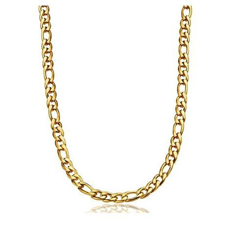 Italian Gold Mens Womens Necklace Twist Rope Chain Jewelry