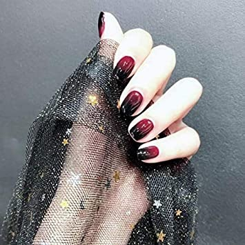 short clear acrylic nails designs  nail and manicure trends