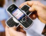 Aparelho de celular moderno