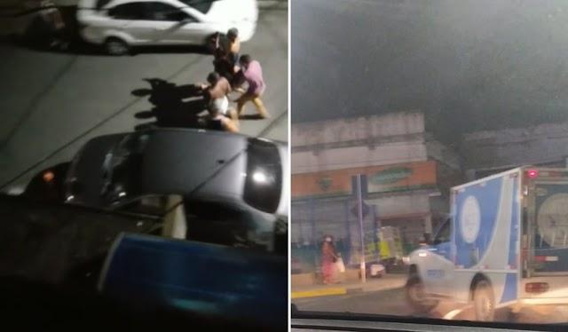 Uma pessoa morre e outras 10 ficam feridas após ataque no bairro de São Caetano