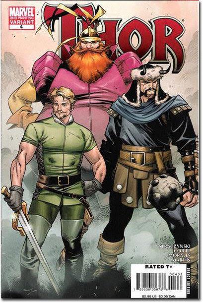 Thor v.3 #4