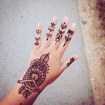 Tatuajes De Henna Para Mujeres