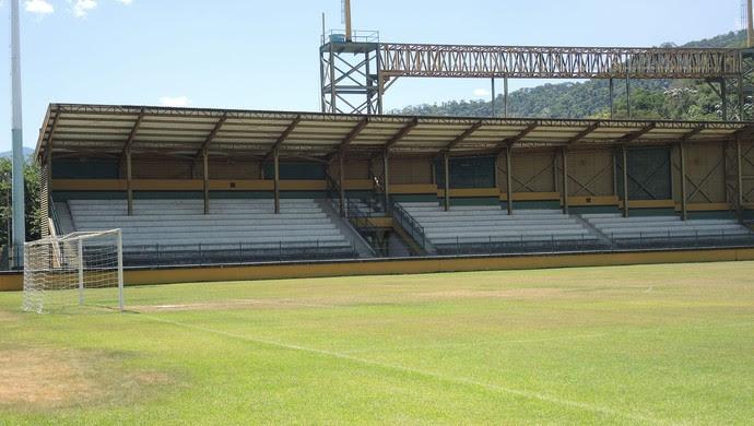 Estádio Los Lários - Tigres do Brasil (Foto: Sofia Miranda)