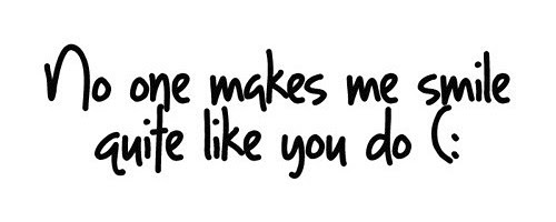 He Makes Me Smile Quote Quote Number 684060 Picture Quotes