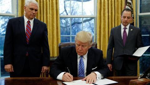 Tướng Hưởng bàn về chính trị thế giới dưới thời Donald Trump