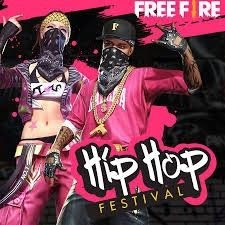 Wallpaper Free Fire Hip Hop
