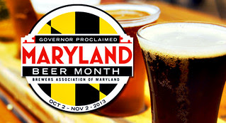 Maryland Beer Month 2013