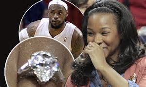 Savannah Brinson: LeBron James's fiancee shows off