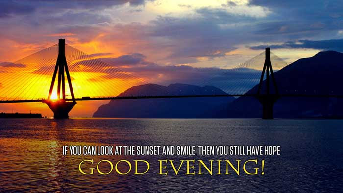 Good Evening Messages Quotes For Sweet Wishes Wishesmsg