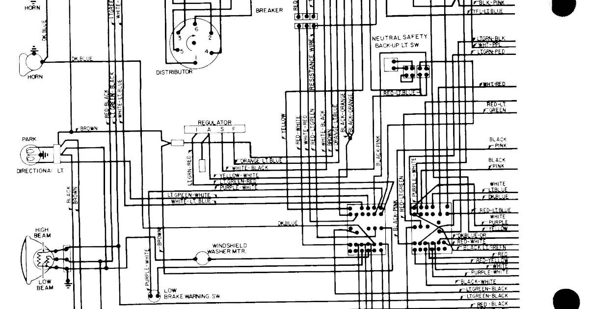 1969 Mustang Radio Wiring
