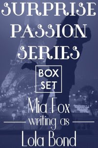 Surprise Passion - Book Cover