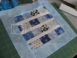 Possible Holiday Mini Quilt