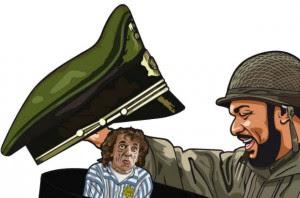 affiche antisémite Joe Le Corbeau 101