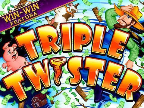 Triple Twister Slot Machine.Triple Twister is a 5-reel video slot with an impressive 50 paylines, developed by RTG.This time a tornado has grazed the reels and threatens the livestock and farm owners.Turning what would otherwise mean disaster in real life into a rewarding and fortune-filled online video slot, Triple Twister isn't as twisted as it sounds/5().