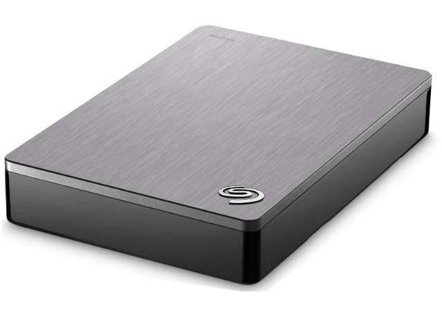 Seagate Backup Plus 5TB Portable Hard Drive