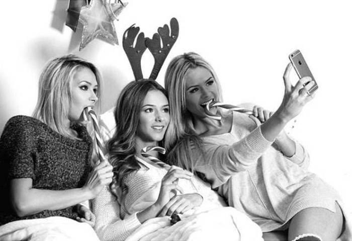 Три румынские сестры покорили социальные сети (22 фото)