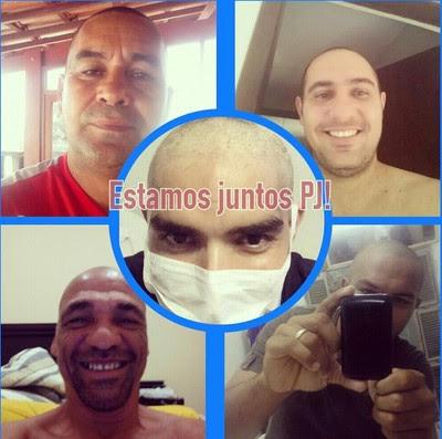 Campanha Paulo Júnior (Foto: Reprodução)