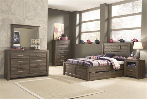 signature design  ashley juararo full bedroom group