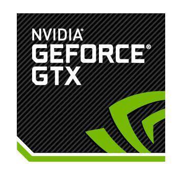 ผลการค้นหารูปภาพสำหรับ logo GeForce GTX