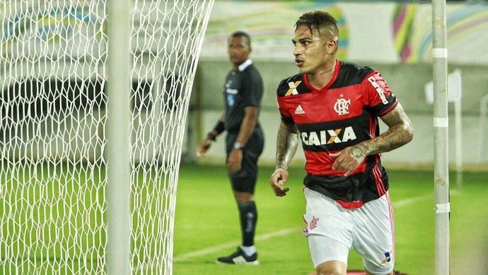 Guerrero Flamengo x Boavista (Foto: Alexandre Lago)
