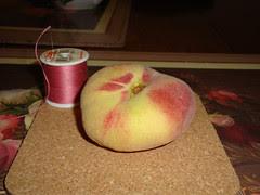 Donut Peach 2