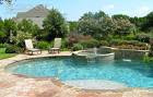 Pool landscaping - landscaping ideas for small gardens pictures