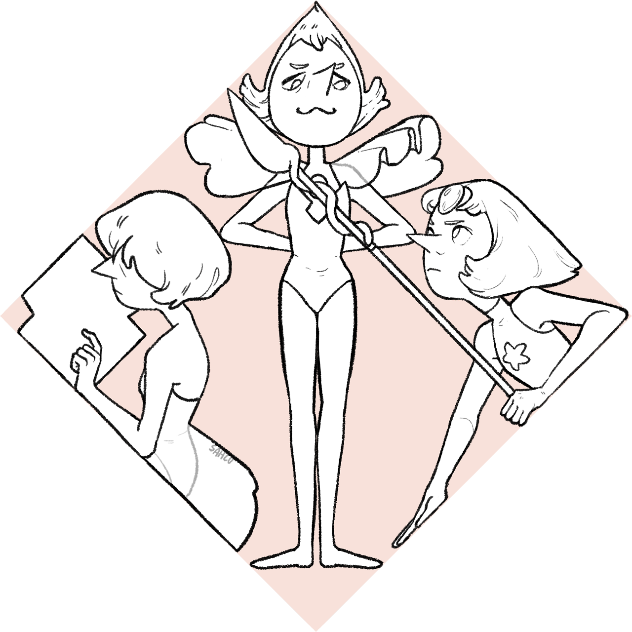 considering making a pearl sticker